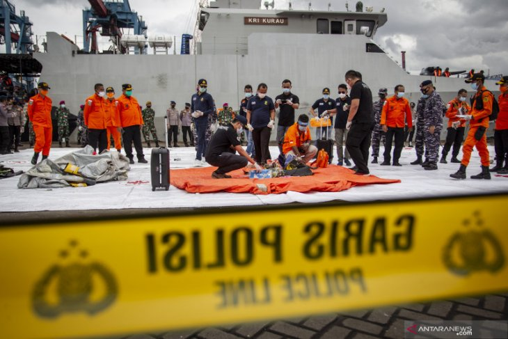 Titik jatuh Sriwijaya SJ-182 sudah ditemukan