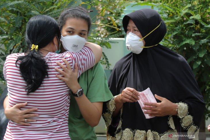 Tim DVI ambil data ante mortem keluarga korban Sriwijaya Air