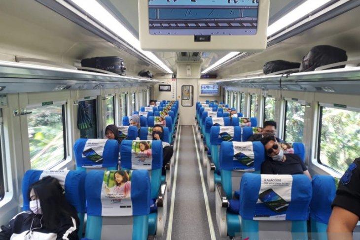KAI Daop Jember perpanjang syarat tes cepat antigen calon penumpang