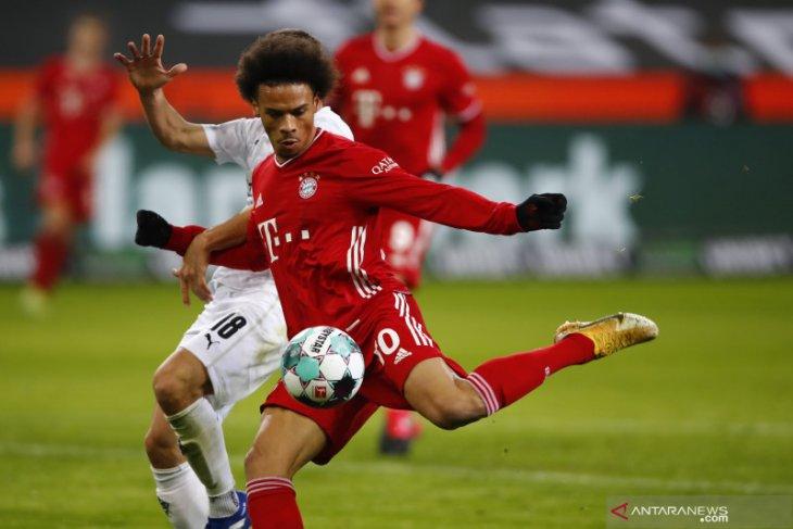 Bayern tetap di puncak meski telan kekalahan