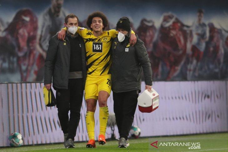 Witsel yang baru pulih masuk ke dalam skuad Belgia di Euro 2020