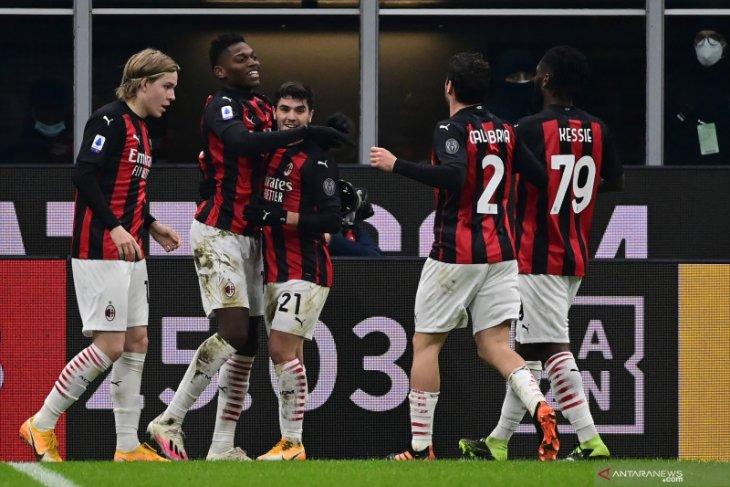Klasemen Liga Italia, Milan mulai jauhi kejaran para rival