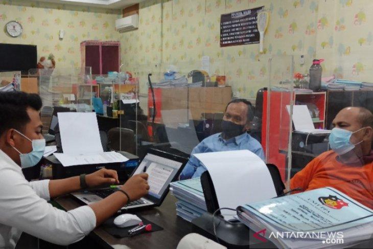 Polrestabes Medan amankan