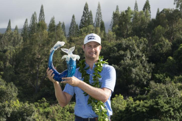 Birdie antarkan Harris English juara di Hawaii
