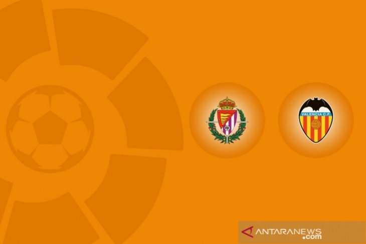Valencia akhirnya kembali ke jalur  kemenangan selepas atasi Valladolid