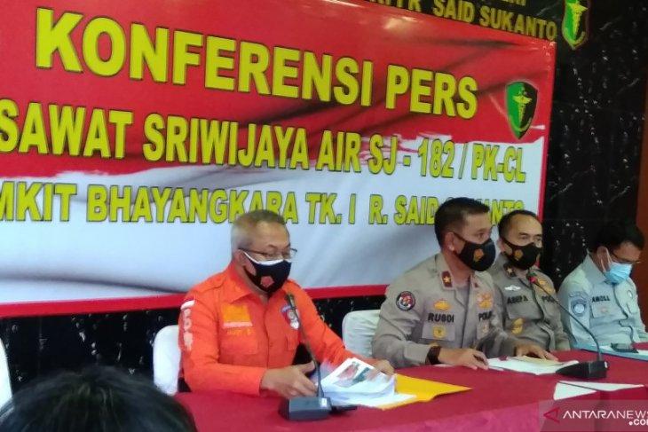 Jenazah co-pilot Fadly Satrianto dan dua penumpang Sriwijaya SJ-182 teridentifikasi