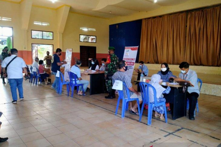 Kantor Pos Tanjung Pandan salurkan BST tahap sepuluh