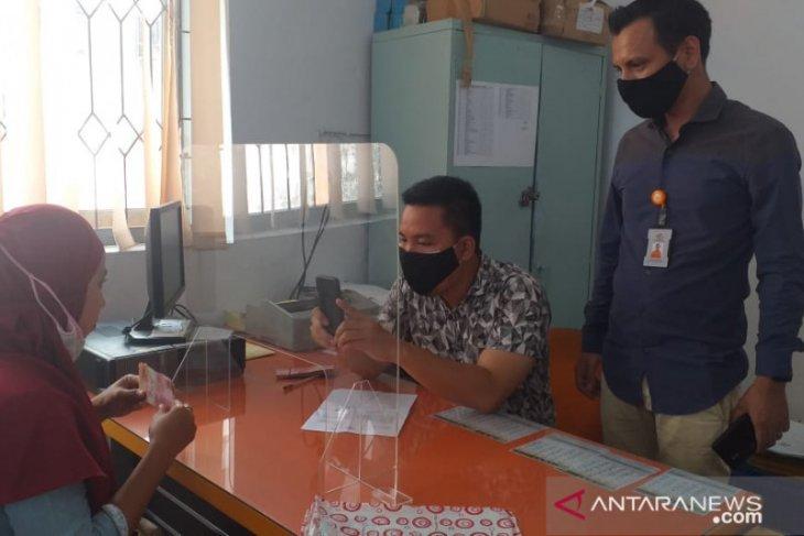 Kantor Pos Tanjung Pandan salurkan Rp29,8 miliar BST sepanjang 2020