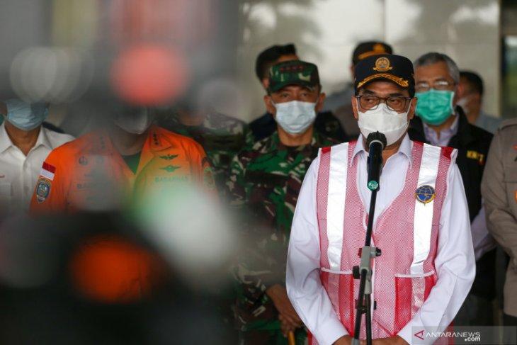 Menhub: Asuransi korban Sriwijaya harus  diberikan cepat