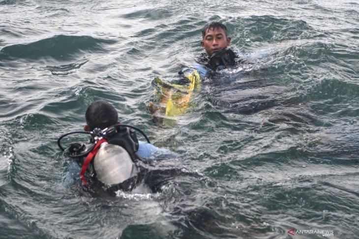 Total 74 kantong jenazah terkumpul  saat evakuasi korban pesawat SJ182
