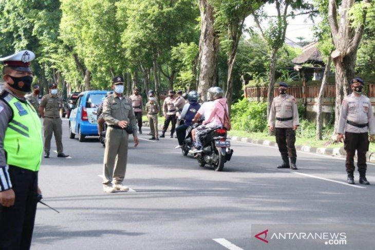 Pemprov Bali tertibkan penggunaan masker selama PPKM