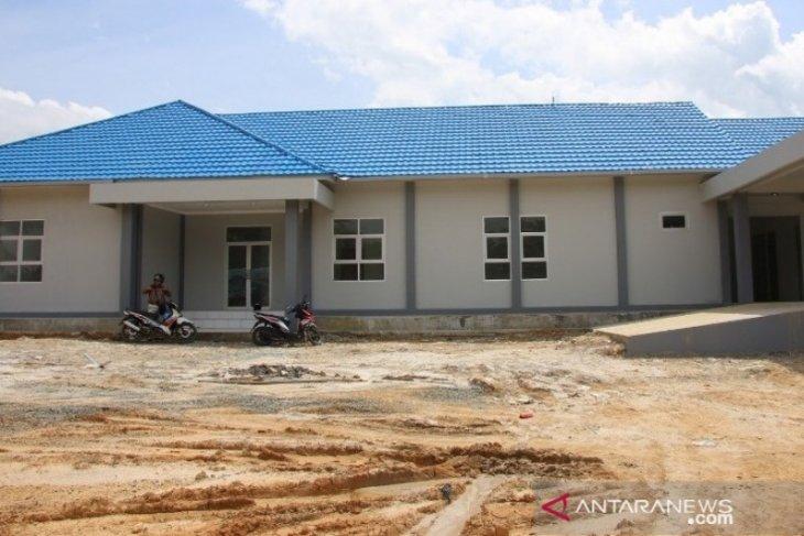 Rumah Sakit Pratama Penajam disiapkan untuk tempat darurat COVID-19