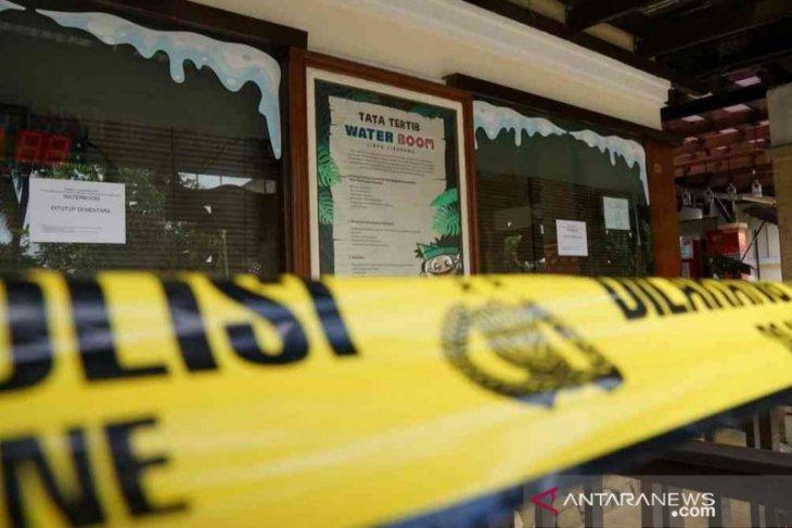 Polisi usut kasus pelanggar protokol kesehatan Waterboom Lippo Cikarang