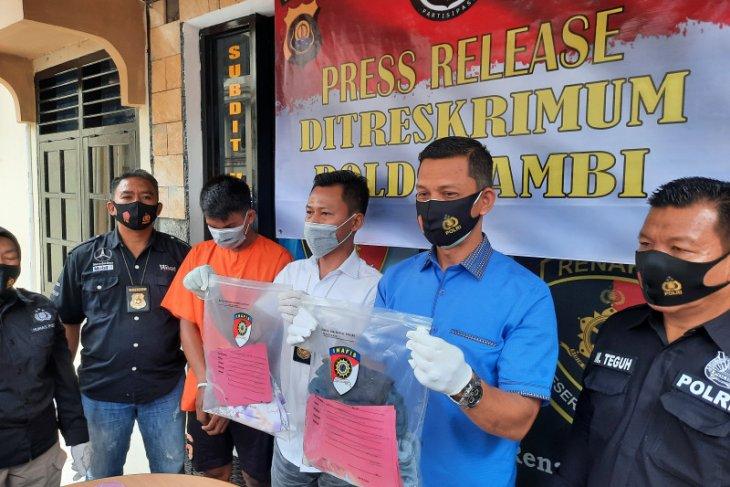 Cabuli anak, Oknum Satpam ditangkap polisi