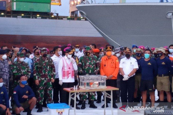 Tim SAR paparkan tantangan  penemuan kotak hitam Sriwijaya Air