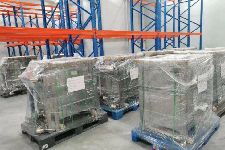 Sinovac sends 15 million doses of bulk vaccine to Indonesia