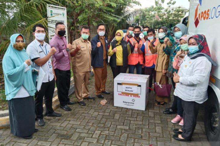 Kabupaten Bekasi belum terima vaksin COVID-19