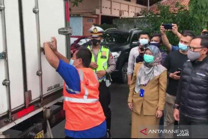 9.160 dosis vaksin Sinovac tiba di Kota Bogor