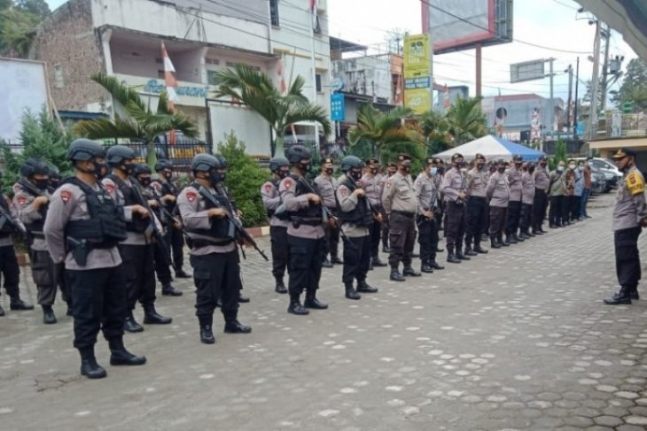 Menlu China di Parapat, 400 personel pengamanan disiagakan