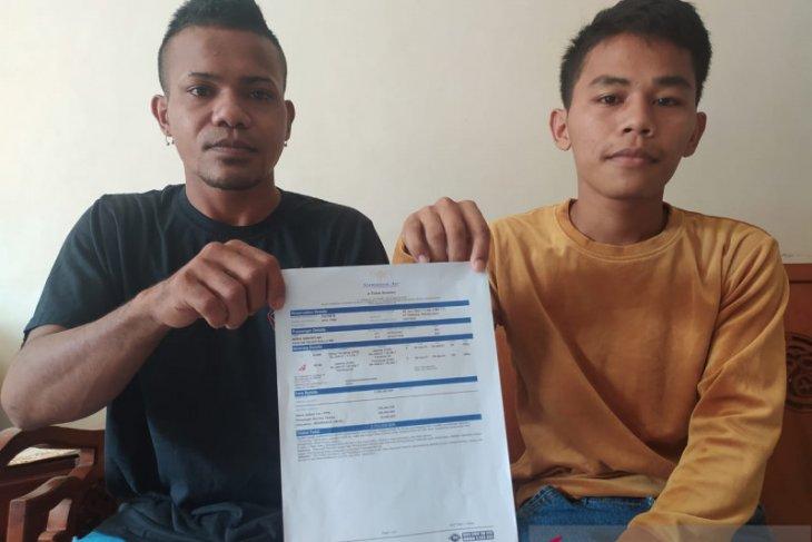 Cerita dua calon penumpang Sriwijaya
