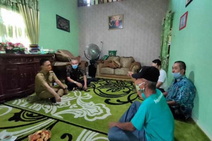 Edi Kamtono kunjungi keluarga korban Sriwijaya Air