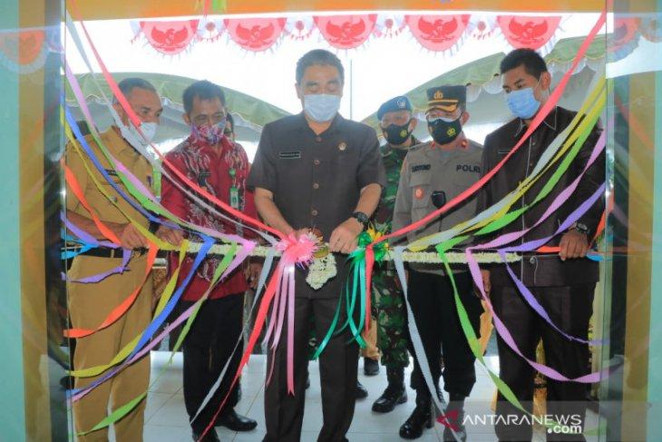 Wawali resmikan Kantor Kelurahan Landasan Ulin Timur