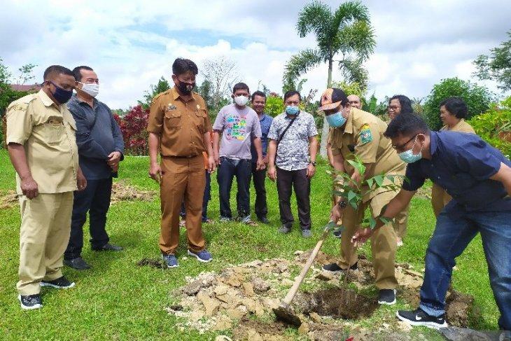 BPBD ajak warga Simalungun budidaya tanaman Sukun dan Aren