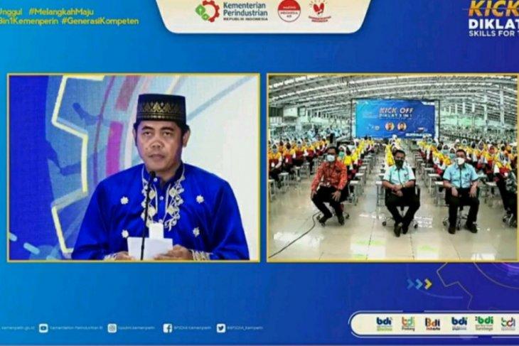 168 calon tenaga kerja dari BDI Bali ikuti pelatihan animasi
