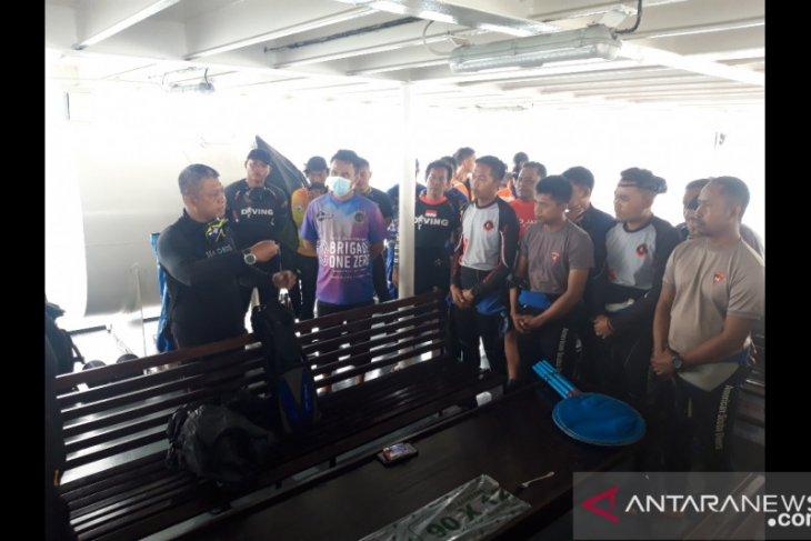 Korpolairud perluas areal pencarian korban Sriwijaya Air