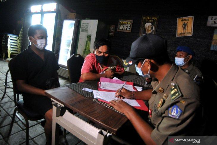 Satpol PP Badung siap tindak tempat usaha langgar PKKM