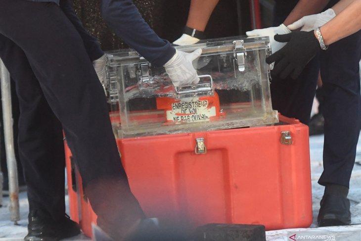 Perekam suara kokpit Sriwijaya Air SJ-182 ditemukan