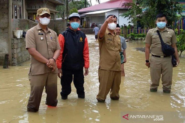 BPBD : 1.554 jiwa terdampak banjir Solok Selatan