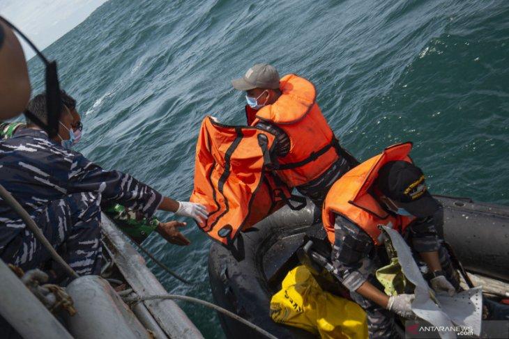 Tim SAR TNI AL ungkap tantangan dan proses penemuan kotak hitam Sriwijaya Air