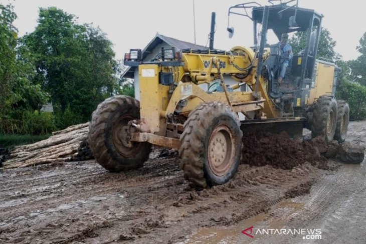 Warga Tapin hibahkan tanah demi jalan nasional Marabahan - Margasari