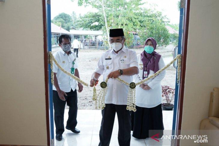 Gedung Taman Bacaan Masyarakat UPTD SKB HSS diresmikan