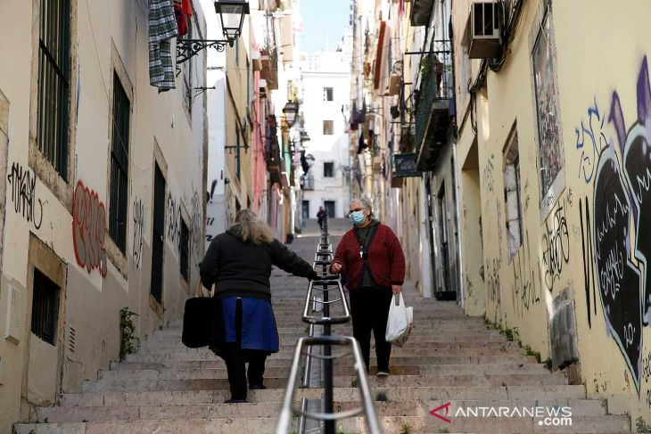 Portugal berjuang lawan COVID-19, PM peringatkan warga patuhi aturan