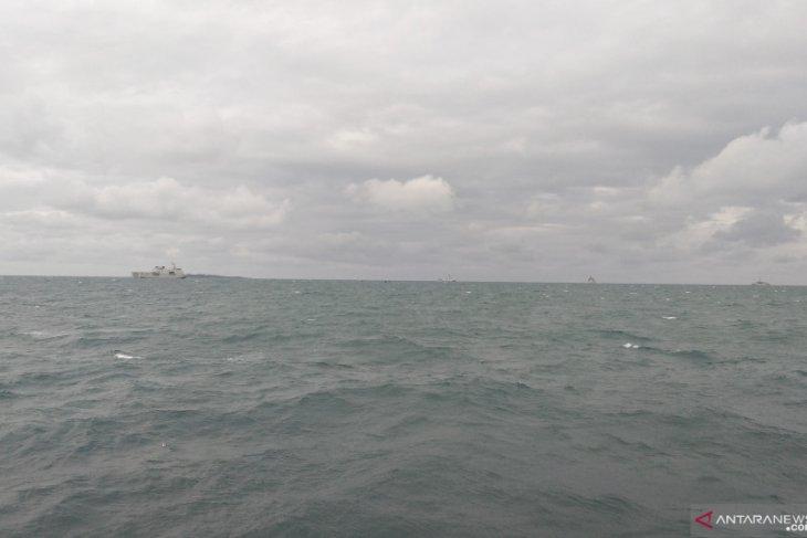 Pasukan elit TNI Angkatan Laut lanjutkan pencarian CVR Sriwijaya Air