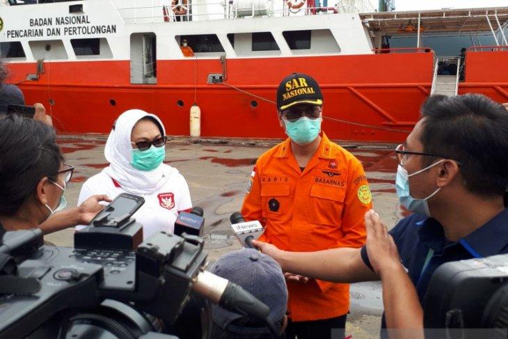 Upaya pencarian Sriwijaya Air SJ 182  sementara dihentikan