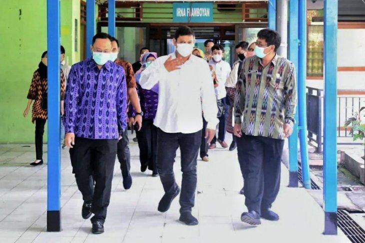 Wali Kota Kediri sampaikan duka cita meninggalnya Kadis PUPR