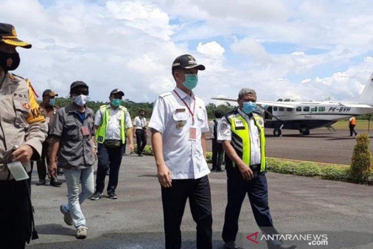 Penerbangan bersubsidi Kuala Kurun-Banjarmasin resmi dibuka