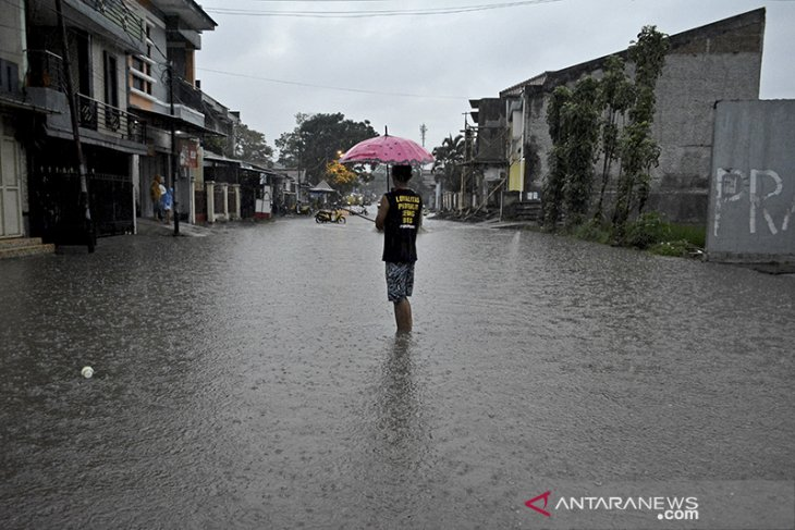 Banjir di Tarogong Kidul Garut