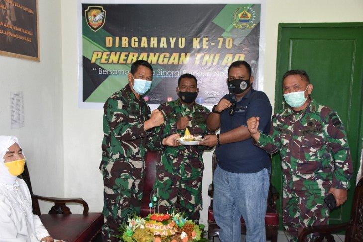 HUT Penerangan TNI-AD