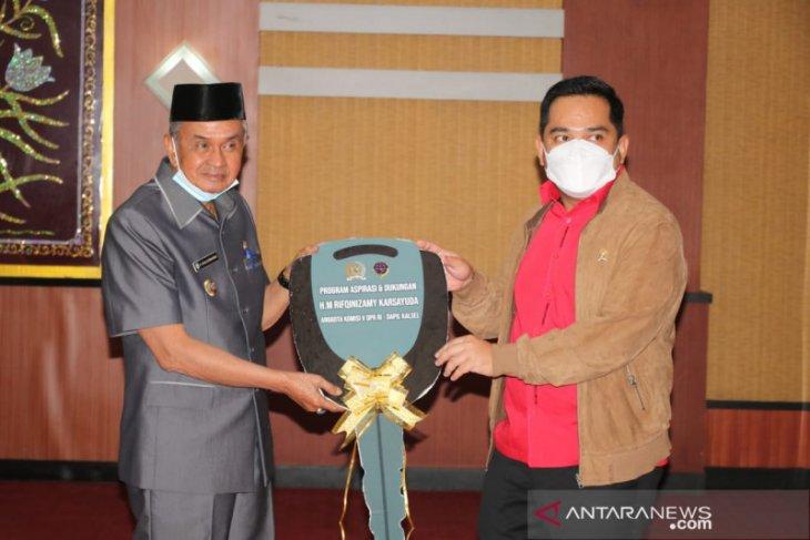 Banjar govt deserve a grant from Transportation Ministry