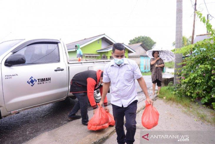 Ratusan rumah di enam kabupaten/kota Babel terendam banjir rob