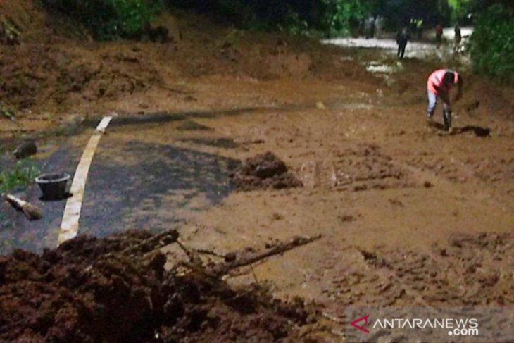 Ada 16 kejadian bencana di Kabupaten Bogor pda awal tahun 2021