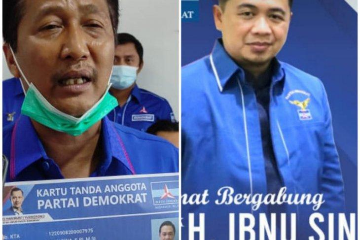 Partai Demokrat umumkan Wali Kota Banjarmasin H Ibnu Sina jadi kader