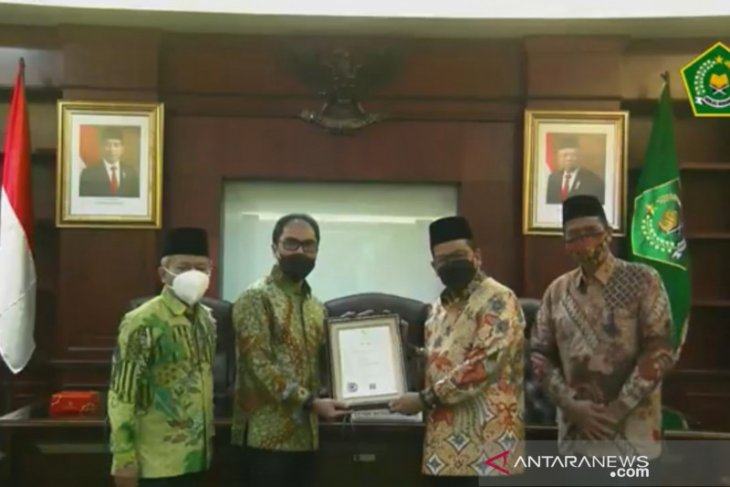 Ministry submits halal certificate for Sinovac vaccine to Bio Farma