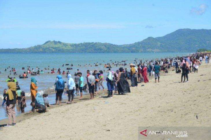 Pemprov Gorontalo kembangkan Pantai Minanga melalui program PEN