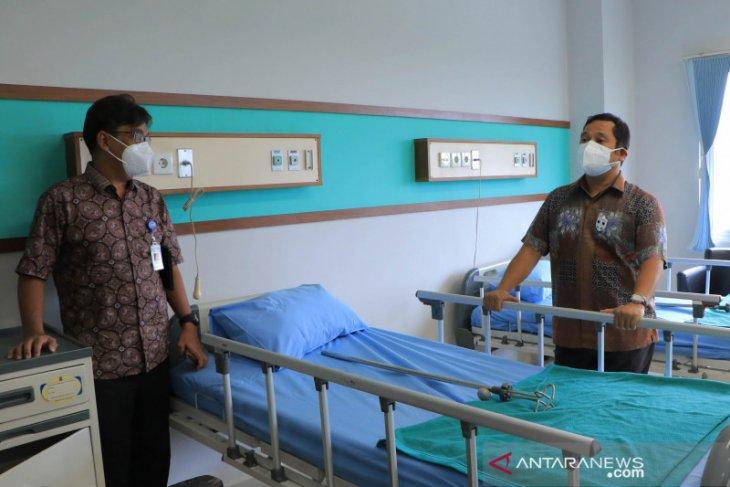 Pemkot Tangerang masih tambah tempat tidur khusus melayani pasien COVID-19