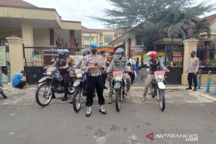 Tim Gabungan Pemburu Pelanggar PPKM lakukan patroli di Kota Bogor